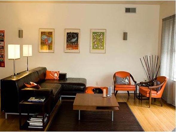 decoracion de interiores salas pequeñas rusticas : decoracion de interiores salas pequeñas rusticas:continuación algunas salas pequeñas y modernas decoradas.