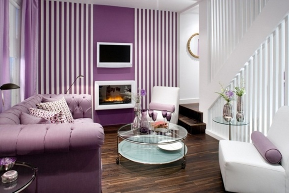 Salas Decoraciones Modernas ~ Decorar Salas Peque?as Modernas