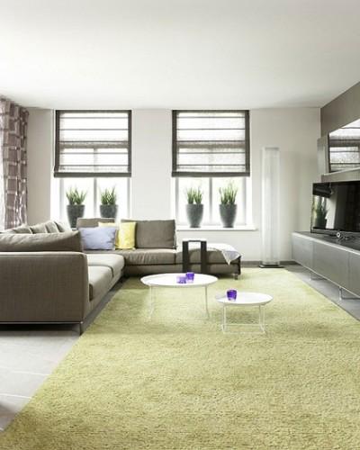 Salas en colores relajantes - Colores y ambientes ...