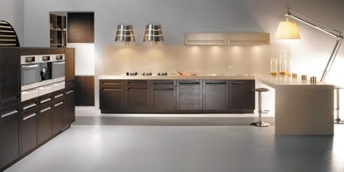 cocina-moderna-color-marrón-3