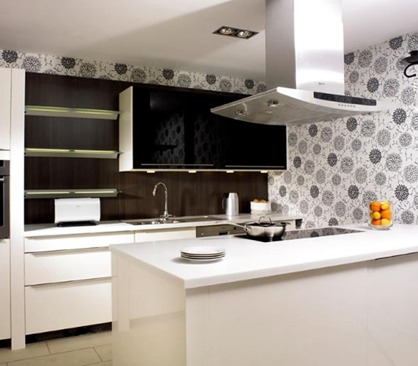 15 Cocinas Modernas Color Marr 243 N
