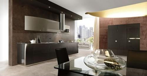 cocina-moderna-color-marrón-5