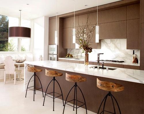 cocina-moderna-color-marrón-6