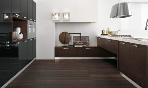cocina-moderna-color-marrón-7