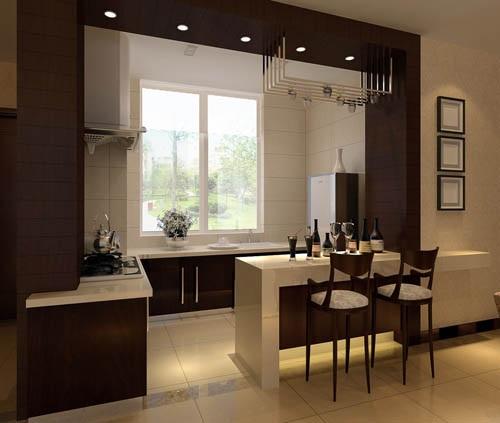cocina-moderna-color-marrón-9