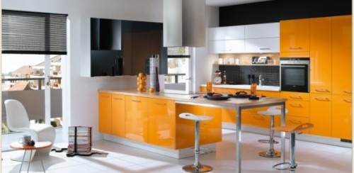 cocina-moderna-color-naranja-8