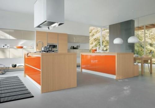 cocina-moderna-color-naranja-9