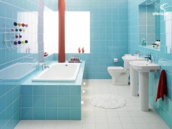 Decorar Un Baño De Color Verde:continuación más fotos de baños en color celeste!