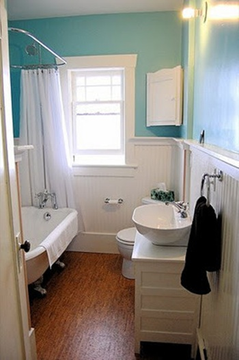 color ideas for a small bathroom 10 ba 241 os en color celeste 25204