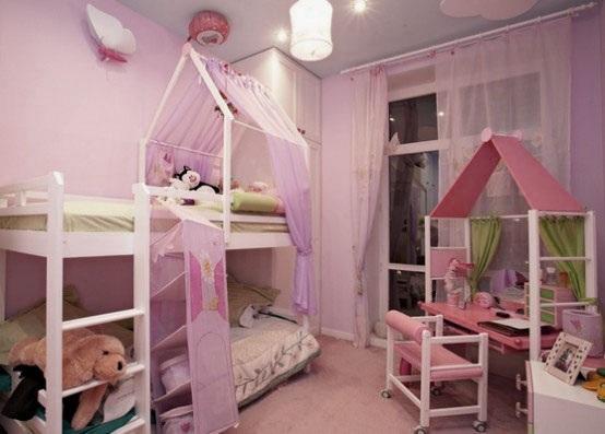 Dormitorios modernos con literas para ni os - Ver camas para ninos ...