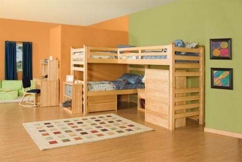 dormitorio-cama-litera-niños-2