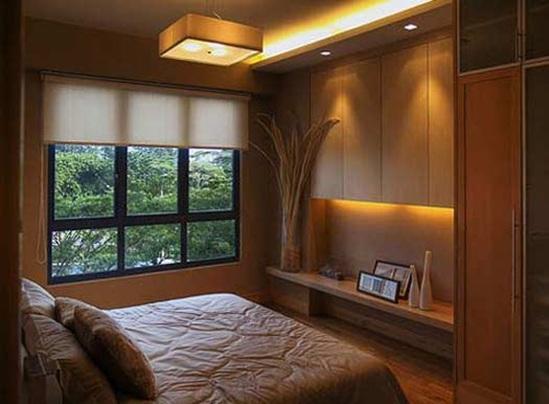Decorar dormitorio peque o ideas y fotos for Tipos de closet para dormitorios