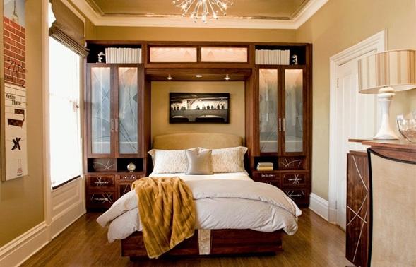 Decorar dormitorio pequeño sin ventana: consejos para ventilar ...