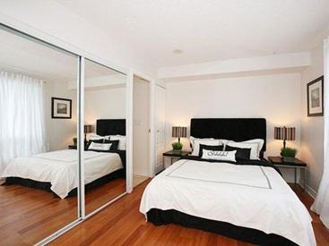 Decorar dormitorio peque o ideas y fotos for Disenos de roperos para dormitorios pequenos
