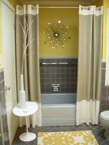 baño pequeño acogedor
