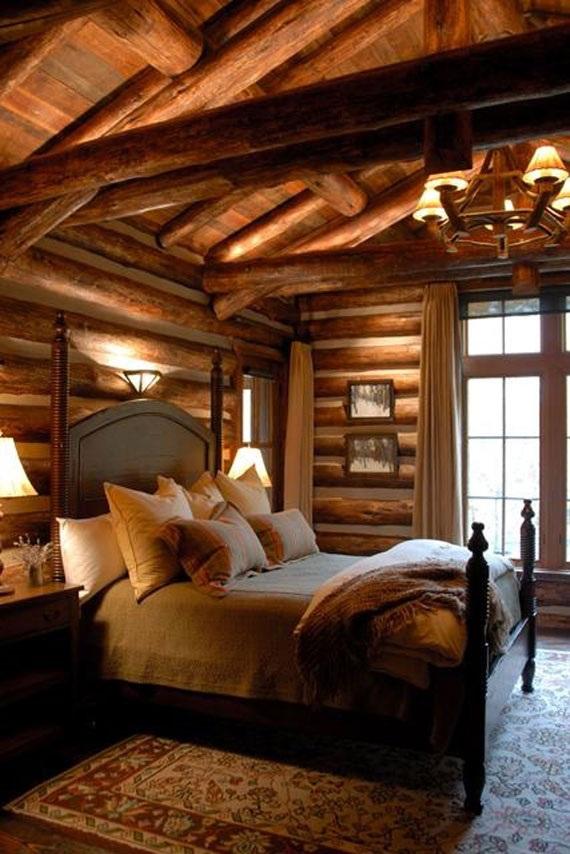 Dormitorios r sticos fotos for Dormitorio rustico