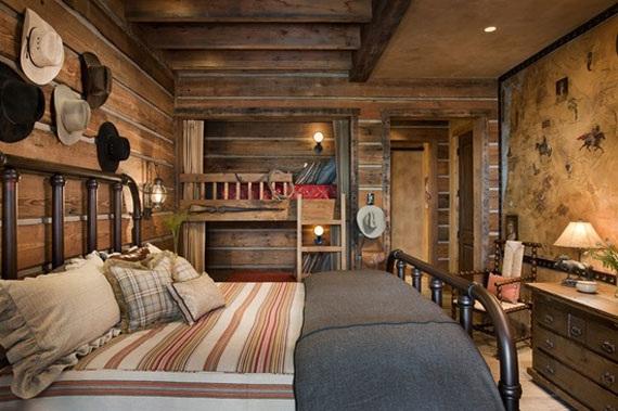 Dormitorios r sticos fotos - Decoracion habitacion rustica ...