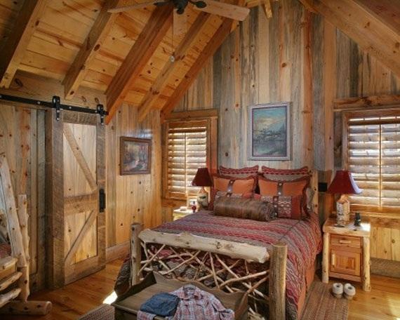 Habitaciones Decoracion Rustica ~ Dormitorios R?sticos Fotos e Ideas para Decorar