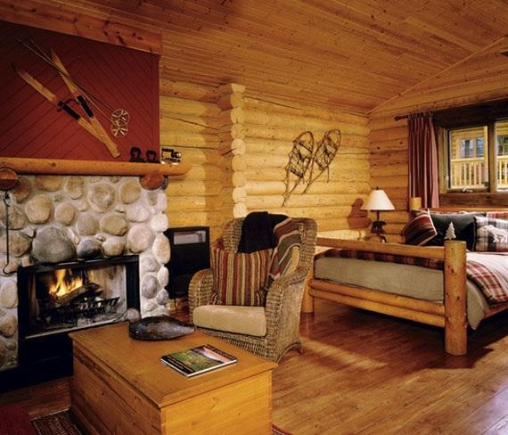 decoracion de interiores dormitorios rusticos:Espero que estas ideas para decorar tu dormitorio cálido y rústico