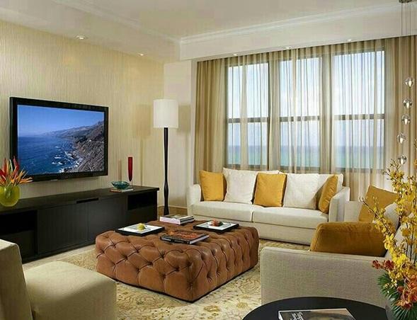 Decoracion Sala De Tv Fotos ~ Salas Modernas con Muebles TV Espacio de Entretenimiento