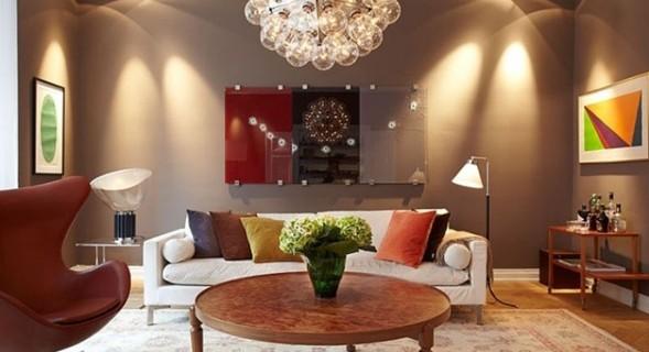 Salas modernas for Salas de television modernas