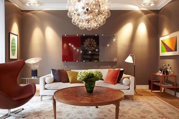 Iluminar tu Sala Moderna