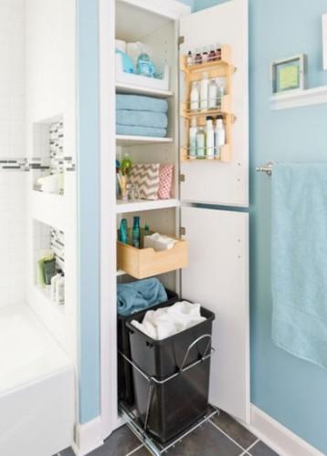puertas gabinetes baño