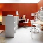Zonas de Estudio para Dormitorios de Adolescentes