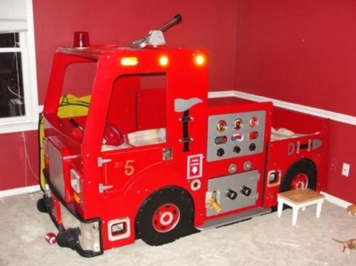 cama-camón-bomberos-niño