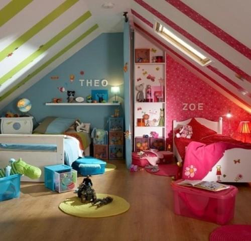 dormitorio-niño-niña-división