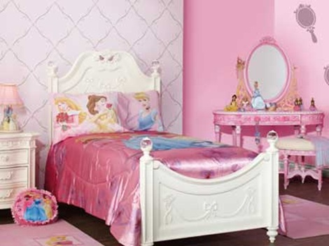 dormitorio-princesas-niñas