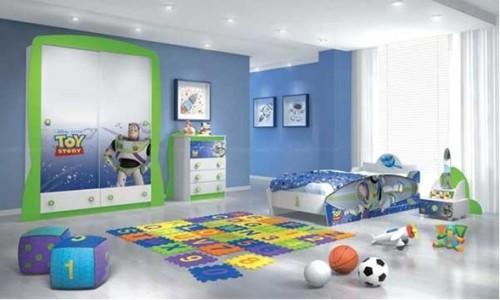 Dormitorios tem ticos para ni os varones - Dormitorios infantiles tematicos ...