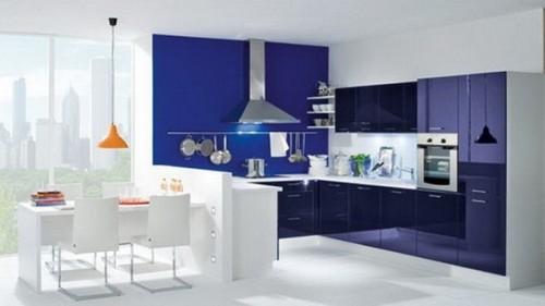 foto-cocina-azul-moderna