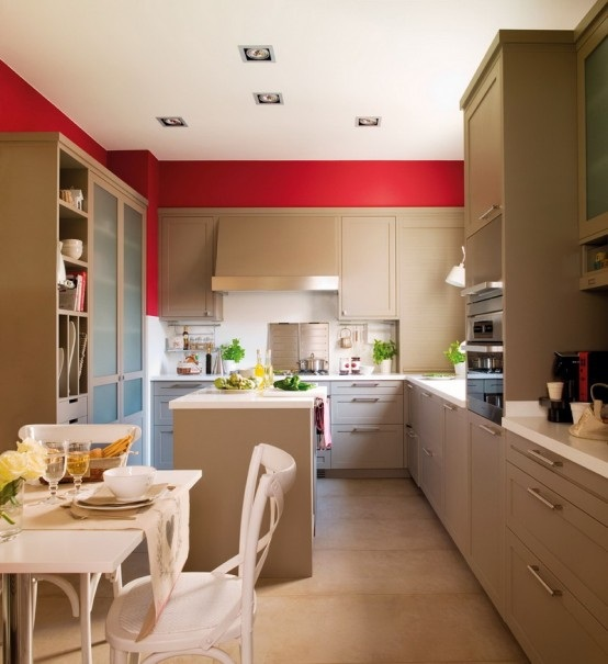 Cortinas Para Cocina Color Beige – Sponey.com