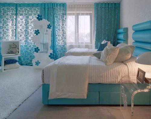 dormitorio-compartido-turquesa