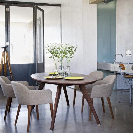15 estupendos dise os de comedores peque os - Comedores modernos para espacios pequenos ...