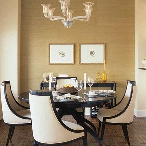 10 magn ficas fotos de comedores con mesas redondas for Comedores redondos pequea os