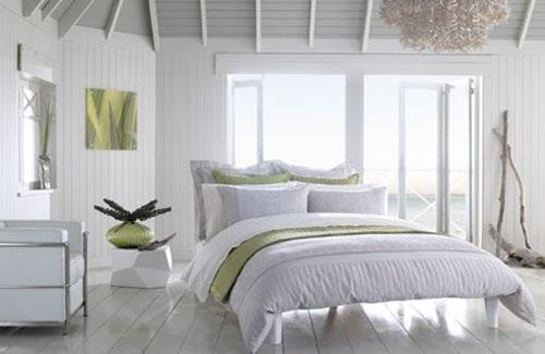 dormitorio color blanco