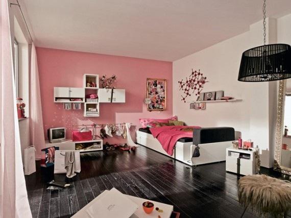 26 Diseños de Dormitorios para Chicas Adolescentes