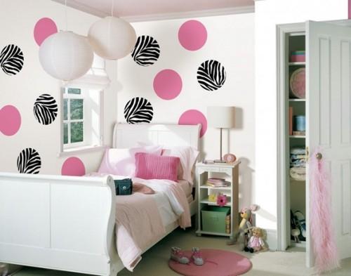 dormitorio-rosa-blanco-adolescente