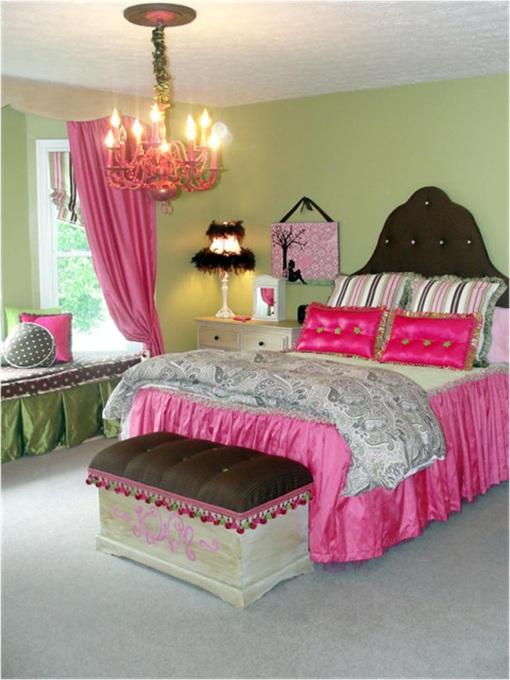 26 dise os de dormitorios para chicas adolescentes - Special cool girls room ...