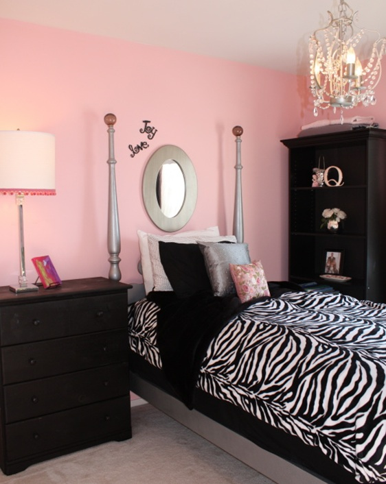 Recamaras Rosas Of 13 Dormitorios Rosa Para Adolescentes