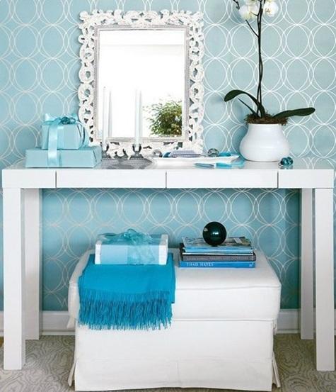 10 hermosos dise os de tocadores para el dormitorio - Habitacion con tocador ...