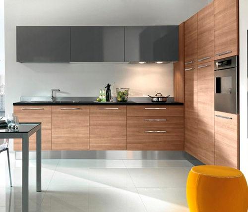 Cocinas con muebles laminados - Laminados para cocina ...