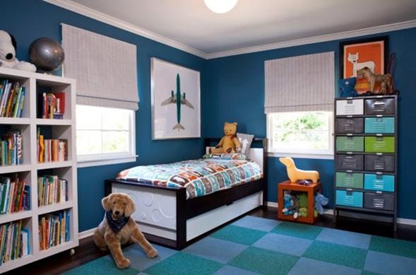 Fotos de cuartos para ni os varones - Fotos de habitaciones de ninos ...