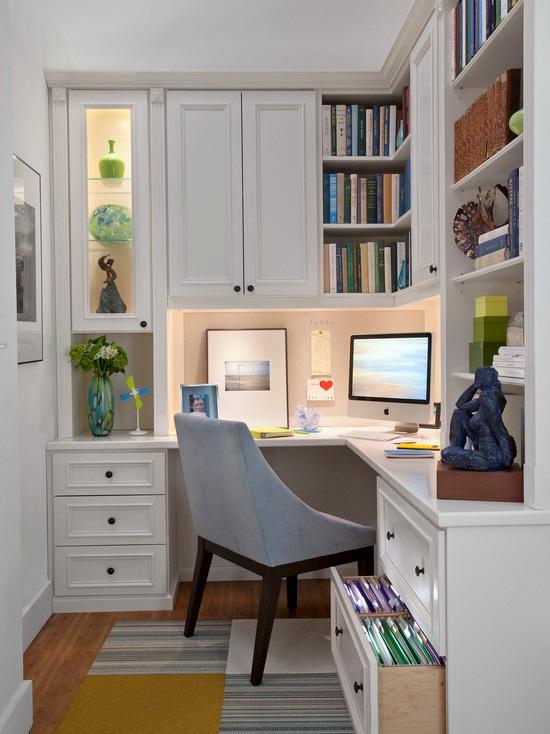 15 fotos de oficinas en casa for Oficina en casa diseno