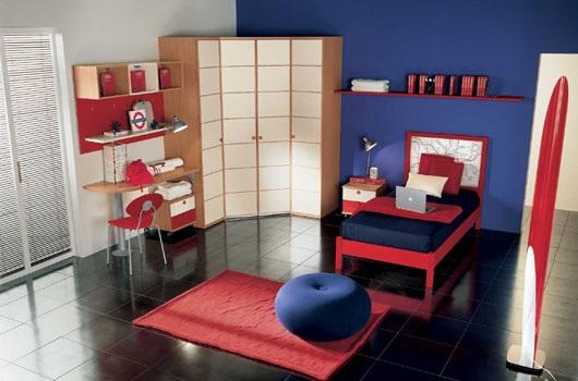 Fotos de cuartos para ni os varones - Habitaciones infantiles ninos ...