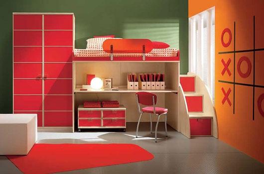 Fotos de cuartos para ni os varones for Cuartos para ninas con literas