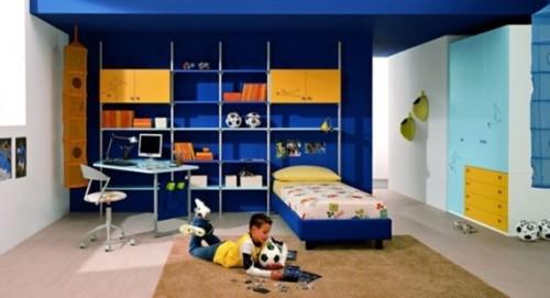 dormitorio niño varon
