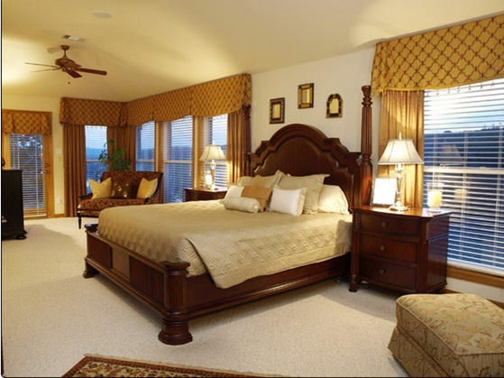 Decorar Dormitorios de Madera Estilo Clásico